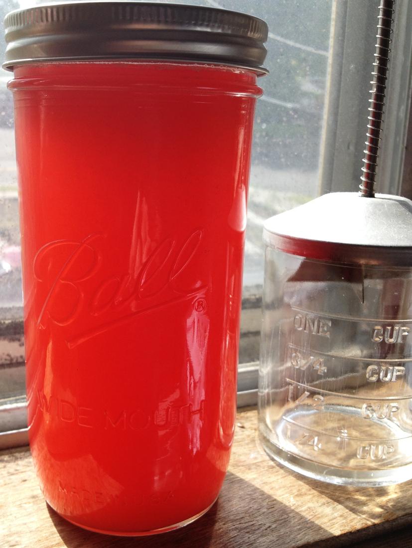 rhubarb-syrup
